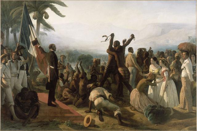 1848 : l'abolition de l'esclavage