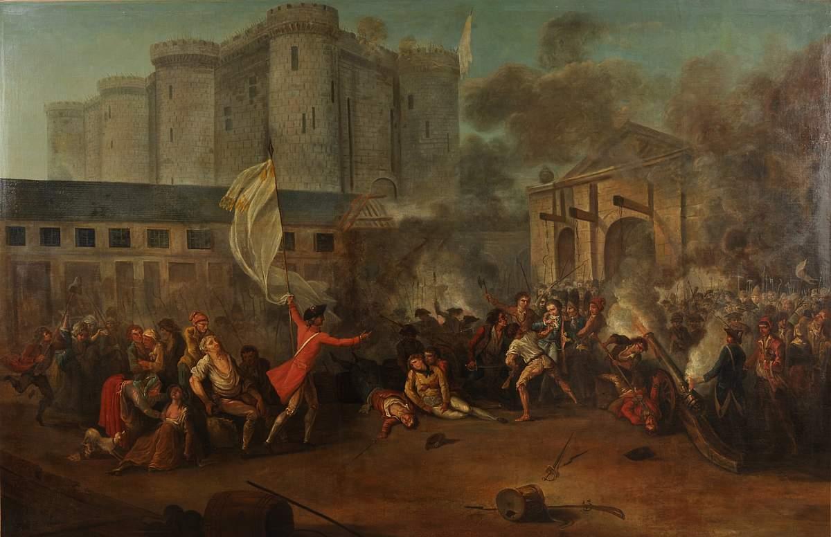 1789 : Les Droits de l'Homme et du Citoyen, la séparation des pouvoirs et l'abolition des privilèges