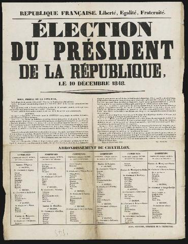 1848 : le suffrage universel masculin