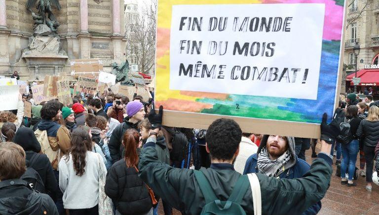 Les mouvements sociaux : hier et aujourd'hui, des luttes et des victoires