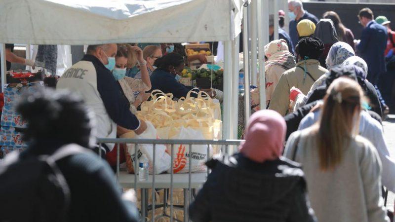 39 millions d'euros pour l'aide alimentaire